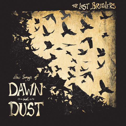 LOST BROTHERS NEW SONGS OF DAWN AND DUST LP VINYL NEW 2014 33RPM
