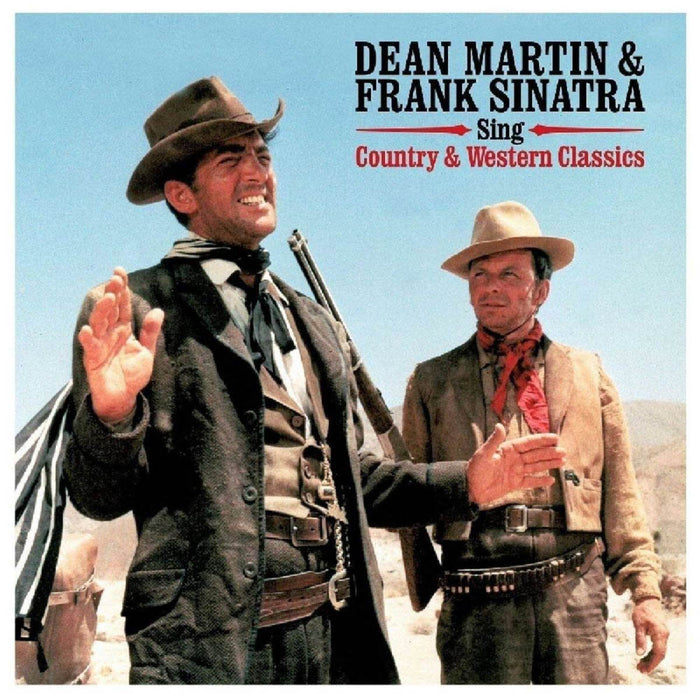 Dean Martin & Frank Sinatra Sing Country & Western Classics Vinyl LP New 2018