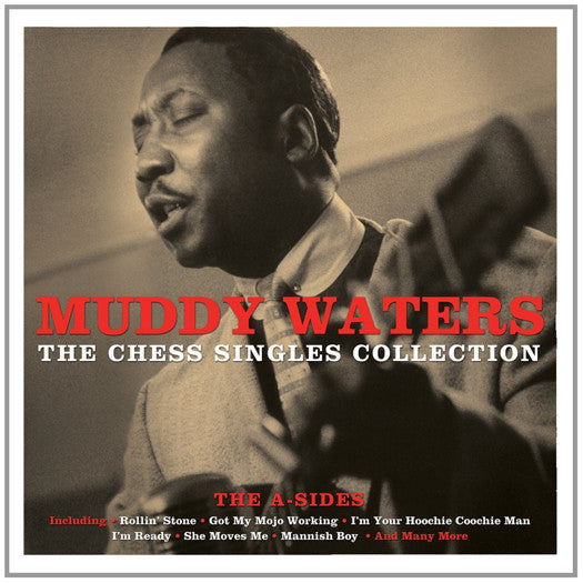 MUDDY WATERS CHESS SINGLES COLLECTION (UK) LP VINYL NEW (US) 33RPM