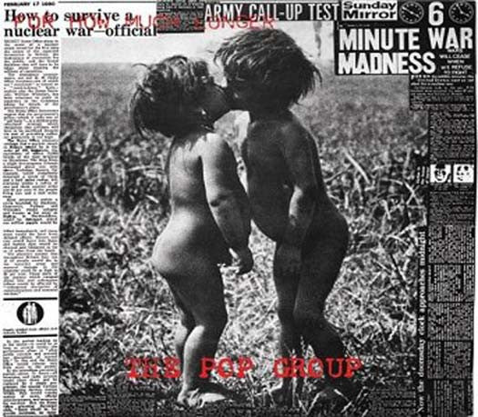 THE POP GROUP FOR HOW MUCH LONGER DO WE TOLERATE MASS MURDER LP VINYL NEW