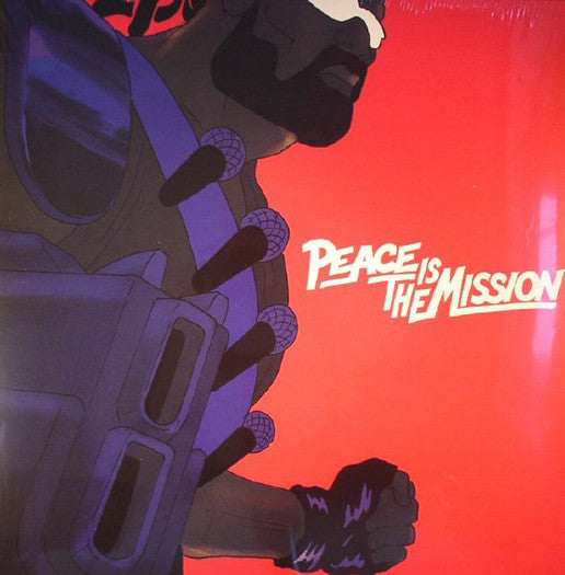 MAJOR LAZER Peace is The Mission LP Vinyl & CD NEW 2015 Lean On Light It Up