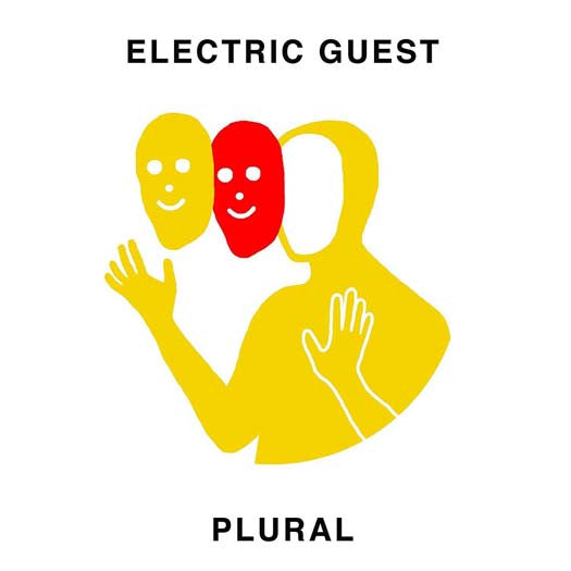 ELECTRIC GUEST Plural LP Vinyl & CD NEW 2017