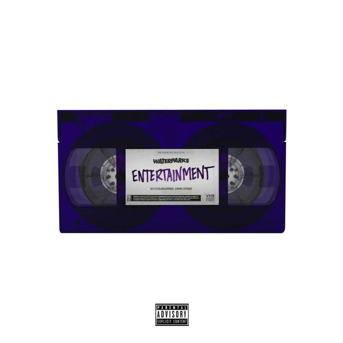 WATERPARKS Entertainment LP Vinyl NEW 2018
