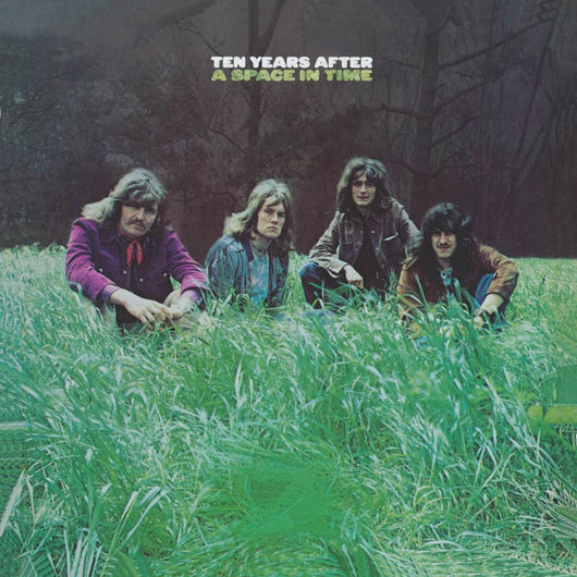 Ten Years After A Space in Time Vinyl LP New 2018