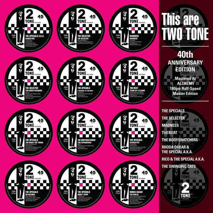 This Are Two Tone Vinyl LP Half Speed Master RSD Sept 2020