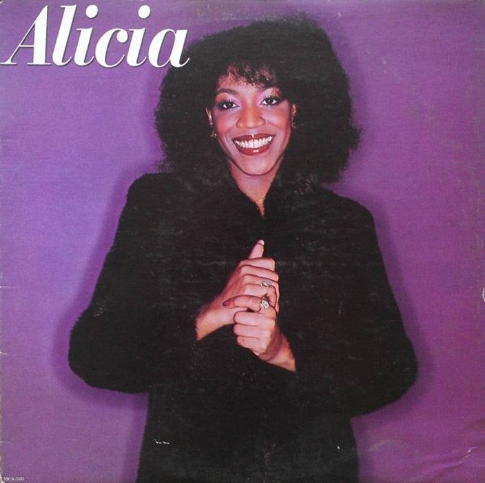 "Alicia Myers I Want To Thank You 12"" Vinyl Single New 2019"