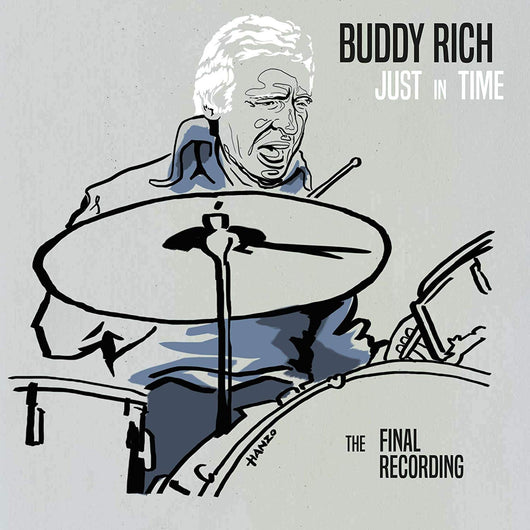 Buddy Rich - Just In Time - The Final Vinyl LP Boxset New 2019