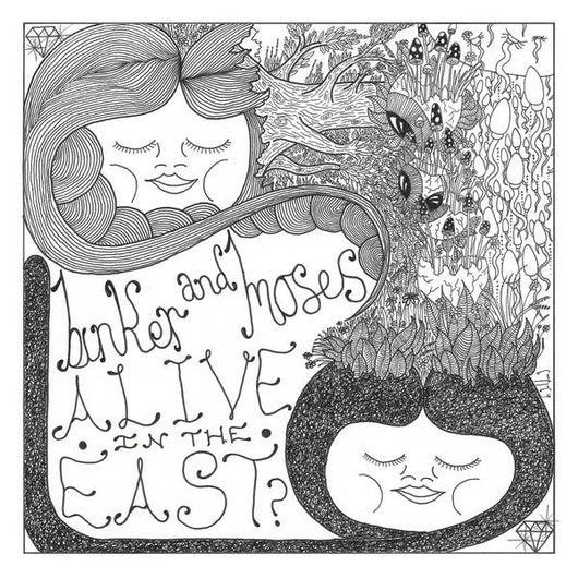 Binker and Moses feat. Evan Parker & Yussef Dayes Alive In The East? LP NEW PRE ORDER 22/06/18