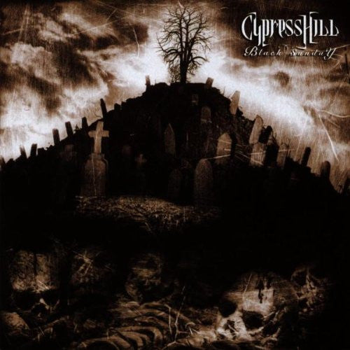 CYPRESS HILL BLACK SUNDAY LP VINYL 33RPM NEW