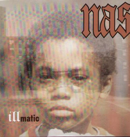 Nas Illmatic Vinyl LP Reissue 2017