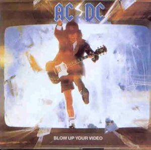 ACDC BLOW UP YOUR VIDEO LP VINYL 33RPM NEW