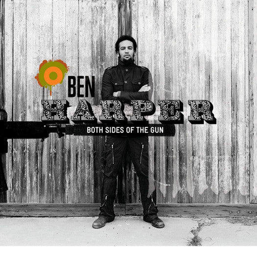 BEN HARPER BOTH SIDES OF THE GUN LIMITED EDITION LP VINYL NEW (US) 33RPM