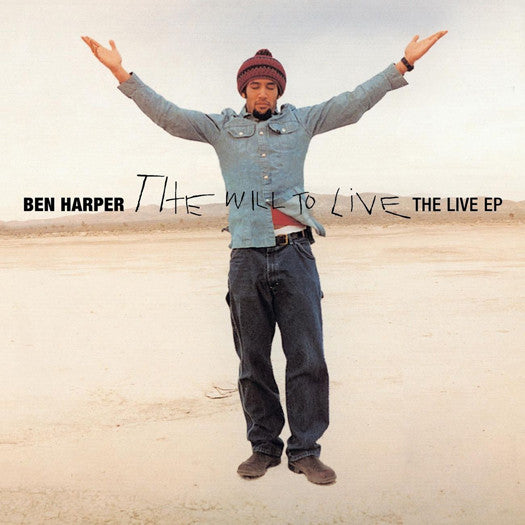 BEN HARPER WILL TO LIVE LIVE EP VINYL NEW (US) 33RPM LIMITED EDITION