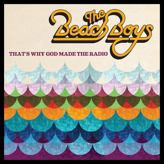 BEACH BOYS THATS WHY GOD MADERADIO LP VINYL 33RPM NEW