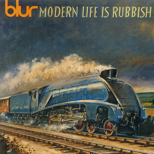 BLUR MODERN LIFE IS RUBBISH LP VINYL 33RPM NEW