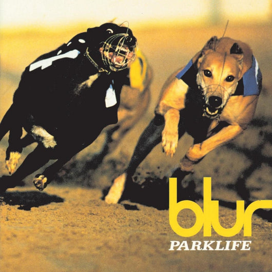 BLUR PARKLIFE LP VINYL 180GM NEW 2012 REMASTERED 2LP