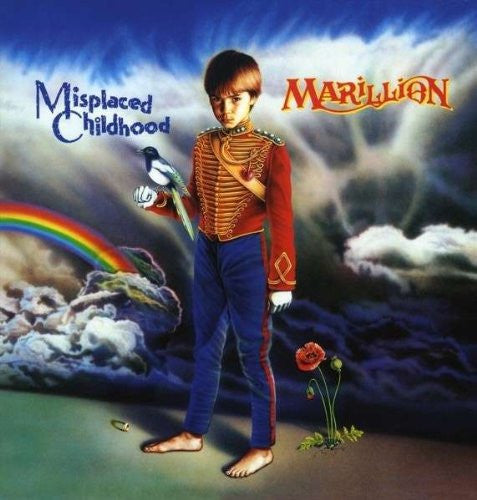 MARILLION MISPLACED CHILDHOOD LP VINYL 33RPM NEW