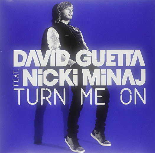 DAVID GUETTA TURN ME ON EP LP VINYL NEW 33RPM