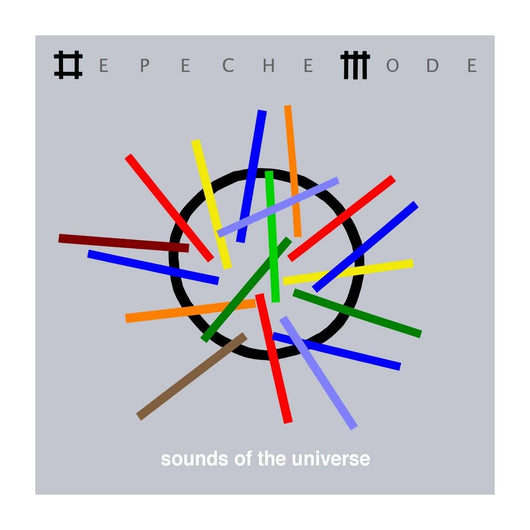 DEPECHE MODE SOUNDS OF THE UNIVERSE LP VINYL 33RPM AND CD NEW