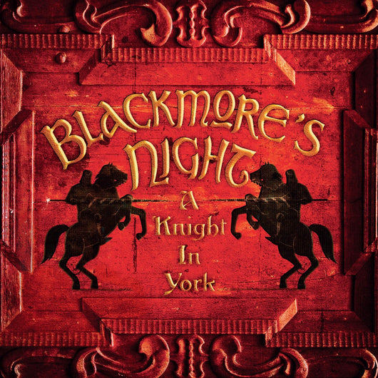 BLACKMORES NIGHT A KNIGHT IN YORK LP VINYL 33RPM NEW