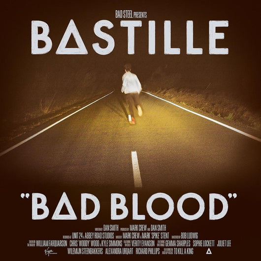 BASTILLE BAD BLOOD 2013 LP Vinyl NEW