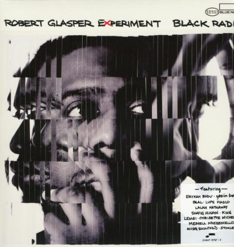 ROBERT GLASPER Black Radio 2LP Vinyl NEW 2012