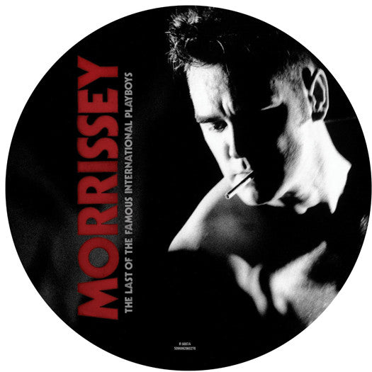 MORRISSEY LAST OF FAMOUS INTERNATIONAL PLAYBOYS 7 INCH VINYL SINGLE NEW
