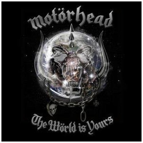 MOTORHEAD THE WORLD IS YOURS 2010 LP VINYL HEAVY HARD NEW