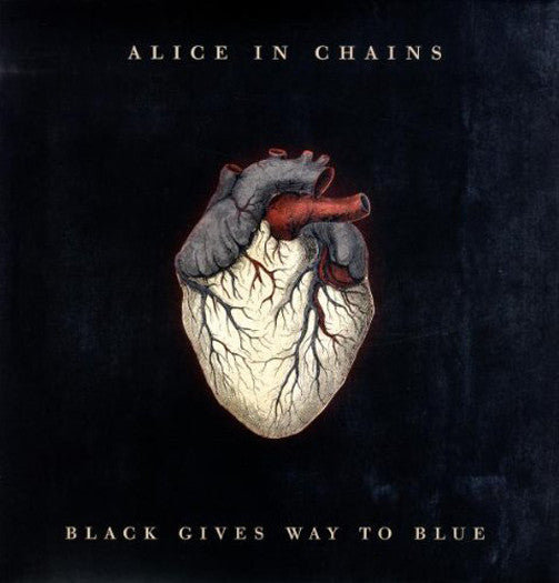 ALICE IN CHAINS BLACK GIVES WAY TO BLUE (CVNL) LP VINYL NEW (US) 33RPM