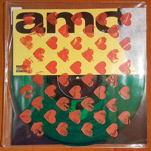 Bring Me The Horizon Amo Vinyl LP Limited Green Edition New 2019
