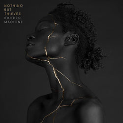 Nothing But Thieves ‎Broken Machine Vinyl LP Limited Black/White New 2017