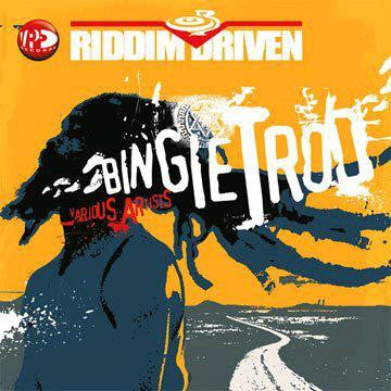 RIDDIM DRIVEN BINGIE TROD REGGAE HALL LP VINYL NEW 33RPM