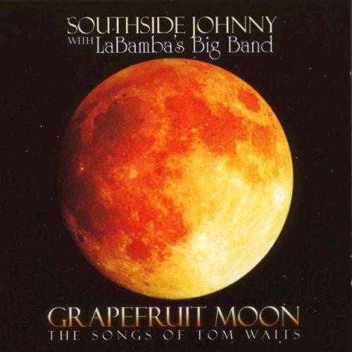 SOUTHSIDE JOHNNY GRAPEFRUIT MOON SONGS OF TOM WAITS LP VINYL 33RPM NEW