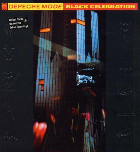 DEPECHE MODE BLACK CELEBRATION 1986 LP VINYL 33RPM NEW