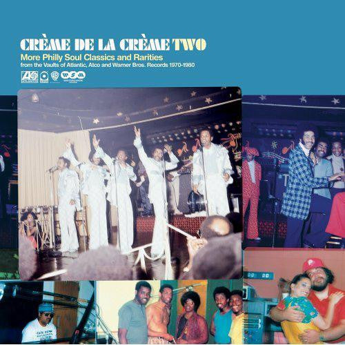 CREME DE LA CREME VOL2 MORE PHILLY SOUL CLASSICS LP VINYL NEW