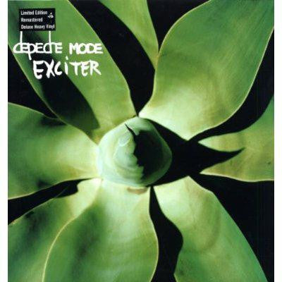 DEPECHE MODE EXCITER 2001 DOUBLE LP VINYL NEW 33RPM