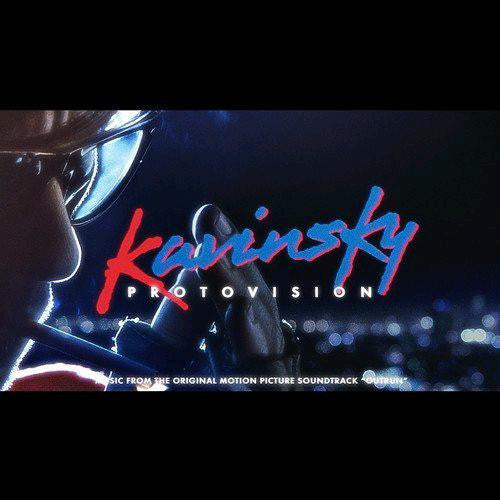 KAVINSKY PROTOVISION EP FRENCH HOUSE ELECTRONIC MUSIC 12'' SINGLE VINYL NEW