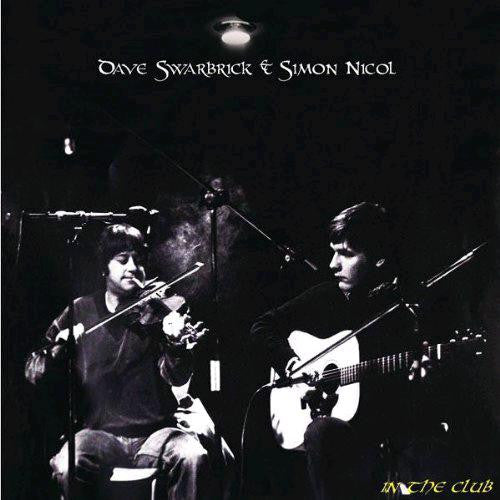 DAVE SWARBRICK IN THE CLUB LP VINYL 33RPM NEW