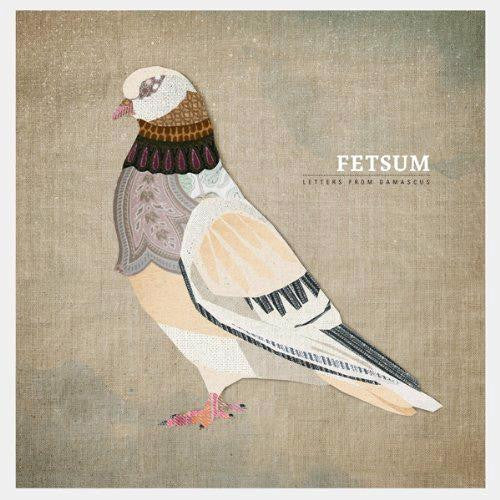 Fetsum Letters From Damascus 2013 Remixes Pop Soul Music 12'' Single Vinyl New
