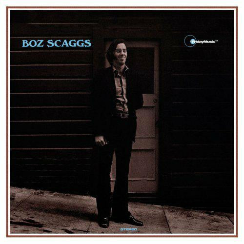 BOZ SCAGGS TO BOZ SCAGGS [1969] BLUES SOFT LP VINYL NEW 33RPM