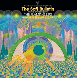 The Flaming Lips - The Soft Bulletin Live Vinyl LP New Out 10/01/20