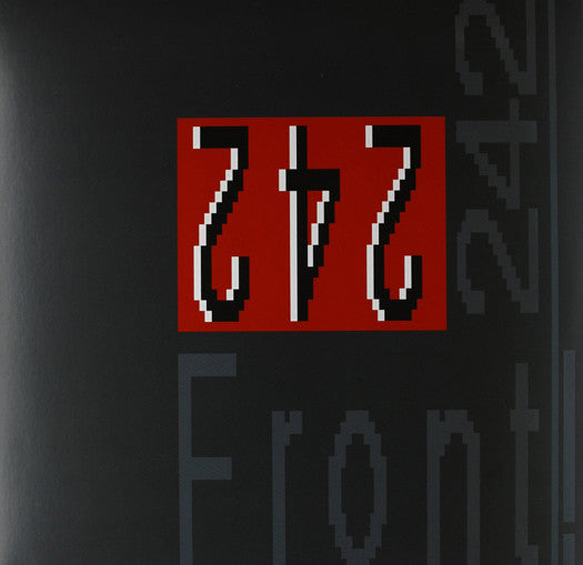 FRONT 242 FRONT BY FRONT LP VINYL 33RPM NEW