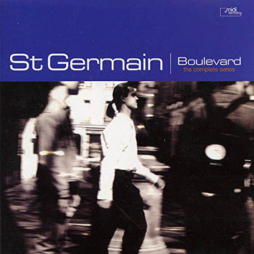ST GERMAIN BOULEVARD LP VINYL 33RPM NEW 1995 DOUBLE LP