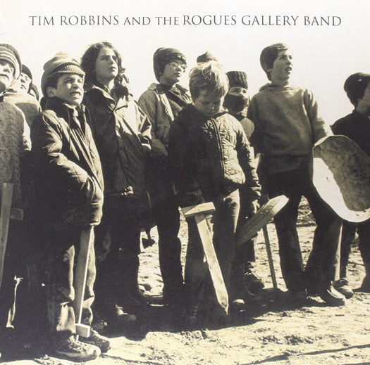 TIM ROBBINS AND THE ROGUES GALLERY BAND LP VINYL NEW 33RPM 2010