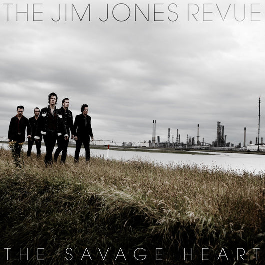 JIM JONES REVUESAVAGE HEART LP VINYL 33RPM NEW
