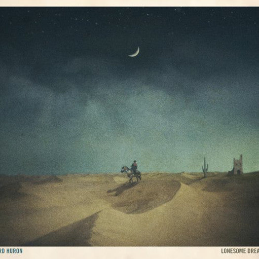 LORD HURON Lonesome Dreams LP Vinyl NEW 2013