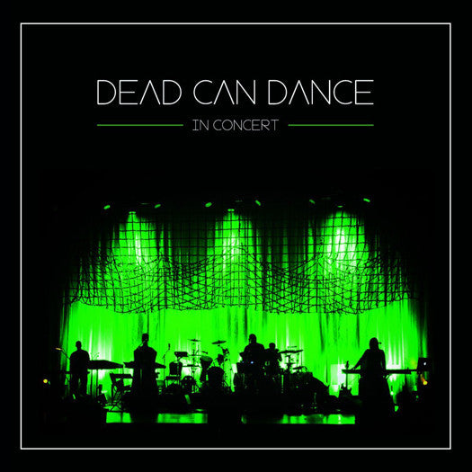 DEAD CAN DANCE IN CONCERT TRIPLE LP VINYL NEW 33RPM 2013