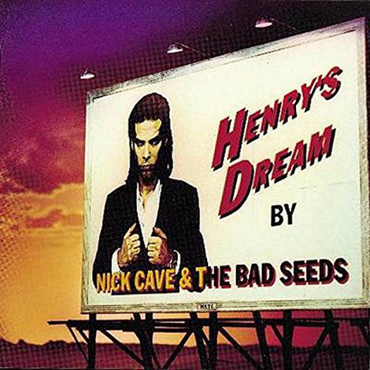 NICK CAVE AND BAD SEEDS HENRYS DREAM LP VINYL NEW 2015 33RPM