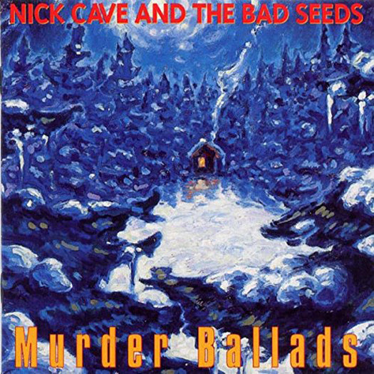 Nick Cave & Bad Seeds Murder Ballads LP VINYL NEW 2015