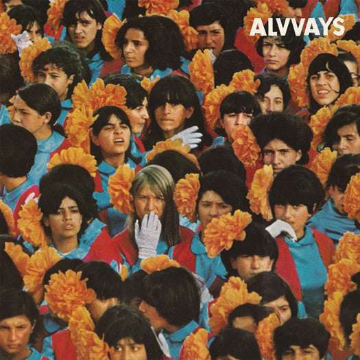 ALVVAYS ALVVAYS LP VINYL NEW 2014 33RPM